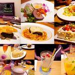プルメリアカフェ - 料理とドリンク
