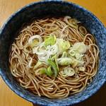 正源寺そば - かけそば温 190円 (^^