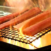 当店一番の人気メニューは「鰆の藁焼き」。