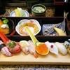 回転寿司 鮮 - 料理写真:限定20食「鮮」特製ランチ800円(201504)