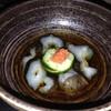 炭ばか一代 - 料理写真:平内産のなまこポン酢