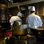 シャンウェイ - 厨房