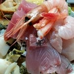 鈴女 - 海鮮丼(大盛)