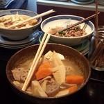 三長島 - おふくろの味も。