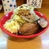 恵比寿ブタメン たなし - 料理写真:まぜそば(中)¥690 (ヤサイ・ニンニク)