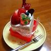 パティスリー・ビィズ・ショコラ - 料理写真:フレーズデボア(390円)