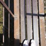 37209710 - 高瀬川にかかる小橋