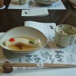 37225311 - 天の川豆富 卯の花酢炊き