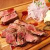ベルサイユの豚 - 料理写真:国産牛イチボのグリル