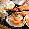 日の出漁業 岡山市場 - 料理写真:【岡市名物】浜焼き!
