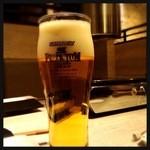 37247549 - 生ビール 500円