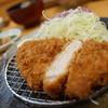 とんかつ玉藤 - 料理写真:熟成ロースカツ定食