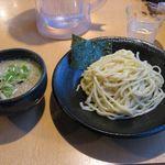 37252539 - 塩つけ麺(2015.04)