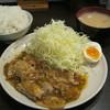 らーめん 太閤 - 料理写真:山賊焼き定食