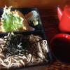 南総庵 - 料理写真:天ざる蕎麦 てんぷらは3品
