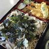 三河屋 - 料理写真:天ざる 900円