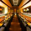 地鶏地酒地野菜 絆~KIZUNA~ - 内観写真:大宴会はお任せください。60名様個室