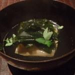 千翠 - その若竹汁