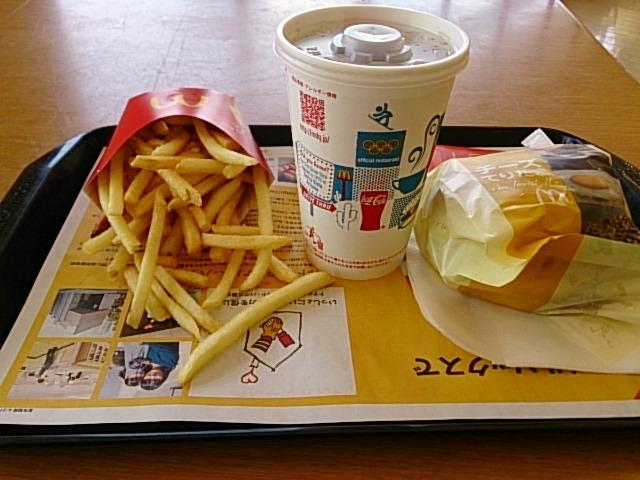 マクドナルド 美濃加茂バロー店