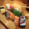 じねん - 料理写真:ランチのにぎり  600円