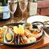 ヒラソル - 料理写真:シーフード・バレンシア・パエリア