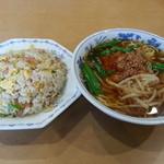 金龍 - 台湾ランチ 750円