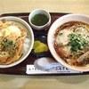 ふるさと - 料理写真:カツ丼セットA(カツ丼+ラーメン)