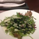 37282186 - 有機野菜のサラダ