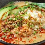 北斗辛軒 - 元祖担々麺(汁あり)