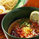 北斗辛軒 - 名代 柚子とレモンの担々つけ麺