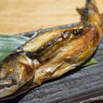 なかめのてっぺん - 浜焼き鯖【2015年4月】