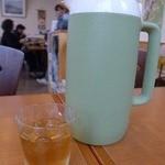 安曇野 - 冷たい麦茶