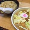 常勝軒 - 料理写真:味噌つけ麺 中盛り