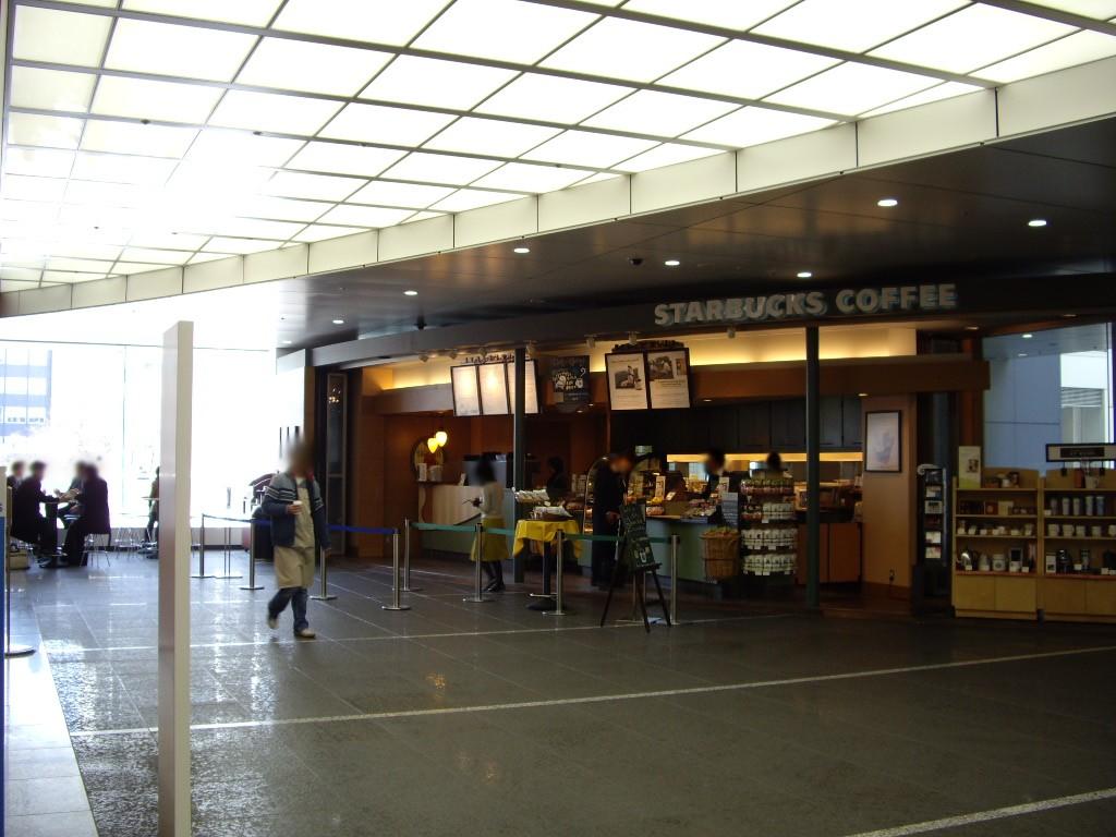 スターバックスコーヒー 晴海 トリトンスクエア店
