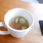 オブジャン カフェ - スープ
