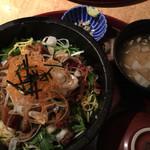 37302560 - 石焼鰻穴子ひつまぶし丼