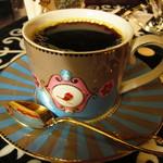 シークレットゲート カフェ - コーヒー