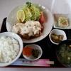 想い出 - 料理写真:☆チキンバンバン定食¥1080
