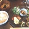 喫茶古良慕 - 料理写真:ご飯プレート(週替わり)1,080円