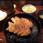 小倉鉄なべ - 2015.4 ランチ