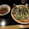 半酔 - 料理写真:山菜の天ぷら