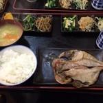 和食亭 - 焼魚定食