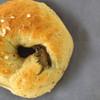香麦荘 - 料理写真:青シソ&岩塩