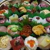 夢ものがたり - 料理写真:手まり寿司12種盛り2人前税込3240円