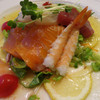 ビストロ ポップコーン - 料理写真:選べる前菜(魚介類のサラダ仕立て)