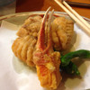 鮨みやび - 料理写真:鰈と蟹の唐揚