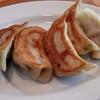 上海餃子屋 - 料理写真:焼きギョーザ