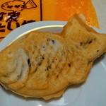 サザエ食品 - うす皮たい焼:粒あん(145円)