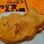 サザエ食品 - うす皮たい焼:カスタード(145円)