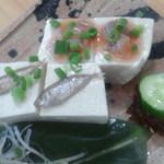 沖縄そばと島豆腐の店 まつばら家 - おまかせウチナー豆腐